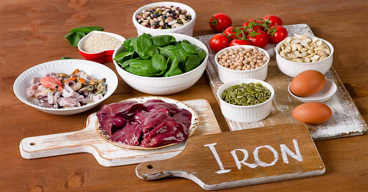 Feeling Tired? It Could Be Iron Deficiency